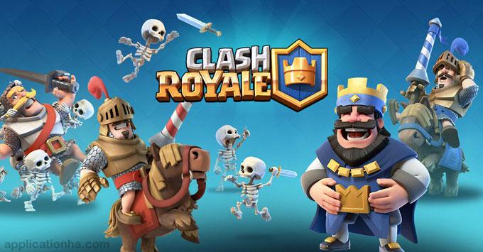 دانلود Clash Royale 1.9.2 - جدیدترین نسخه بازی کلش رویال اندروید