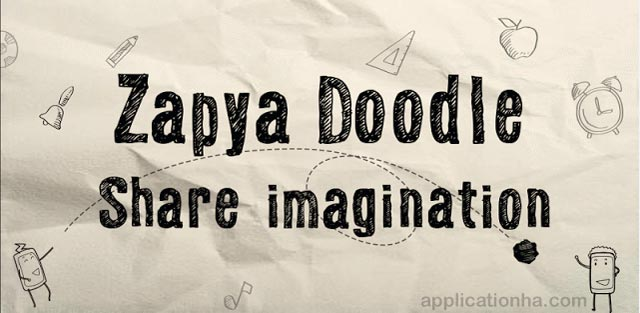 دانلود Zapya Doodle 2.1 - بازی زاپیا دودل برای اندروید
