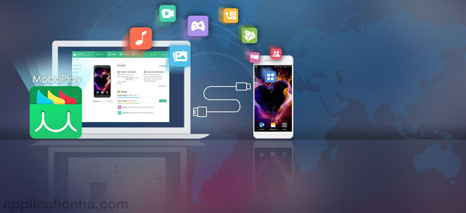 دانلود MoboPlay App Store - برنامه مارکت موبو پلی برای اندروید