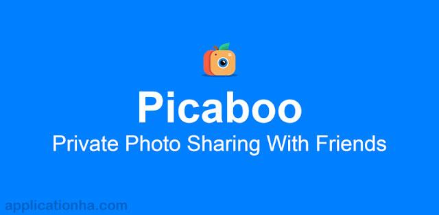 دانلود Picaboo Private Photo Sharing 2.3.3 - برنامه ویرایش عکس پیکابو برای اندروید