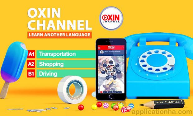 دانلود Oxin Channel - اپلیکیشن اکسین چنل برای اندروید