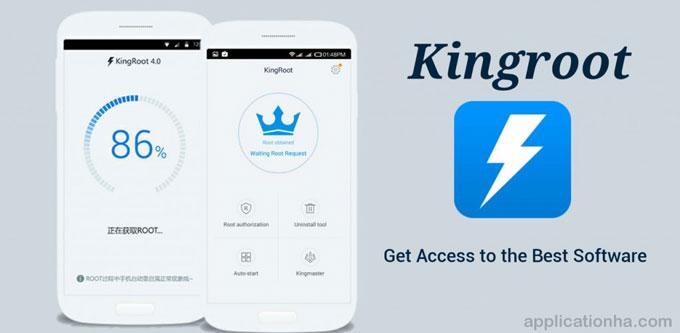دانلود KingRoot - اپلیکیشن کینگ روت برای اندروید