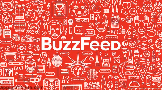 دانلود BuzzFeed: News, Tasty, Quizzes - اپلیکیشن بازفید برای اندروید