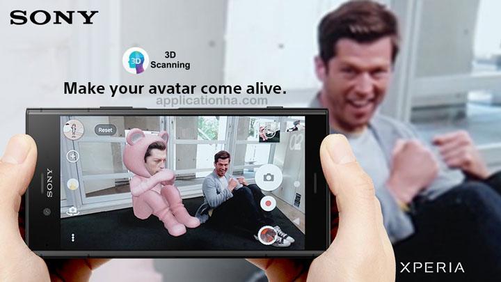 دانلود جدیدترین و آخرین نسخه Sony 3D Creator - اپلیکیشن اسکن سه بعدی سونی برای اندروید
