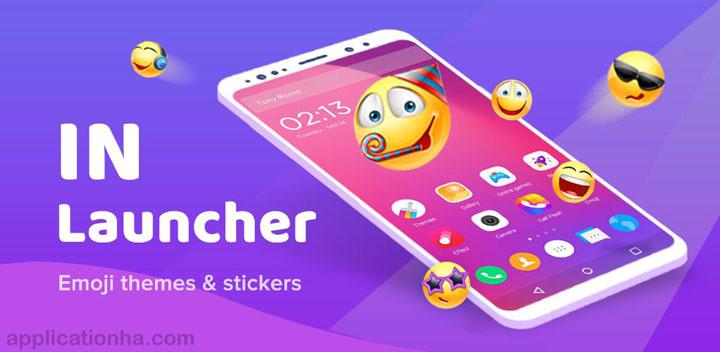 دانلود IN Launcher - لانچر بی نظیر اندروید