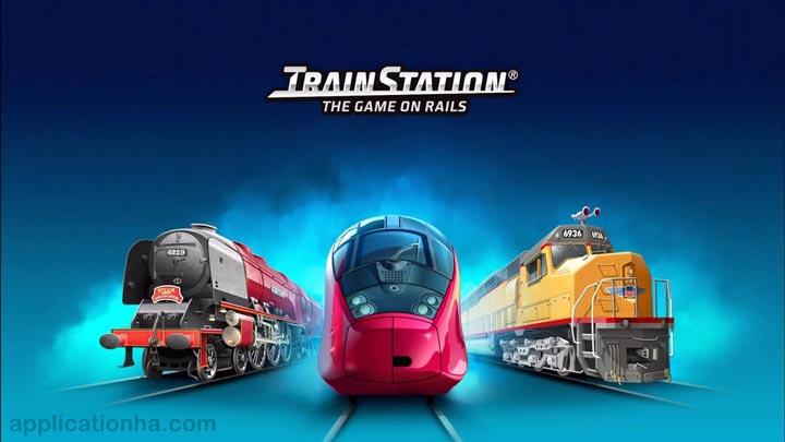 دانلود TrainStation - Game On Rails - بازی ایستگاه قطار برای اندروید