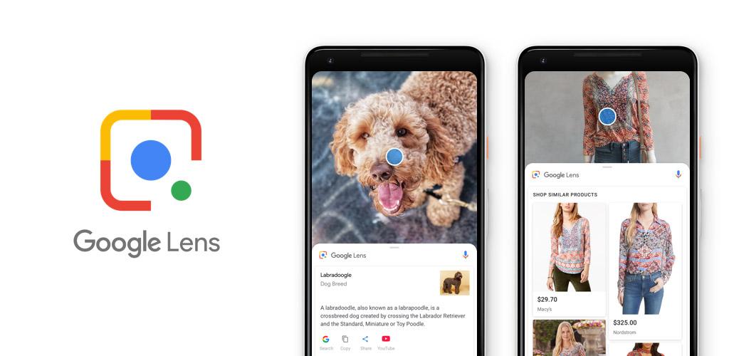 دانلود Google Lens - اپلیکیشن گوگل لنز اندروید