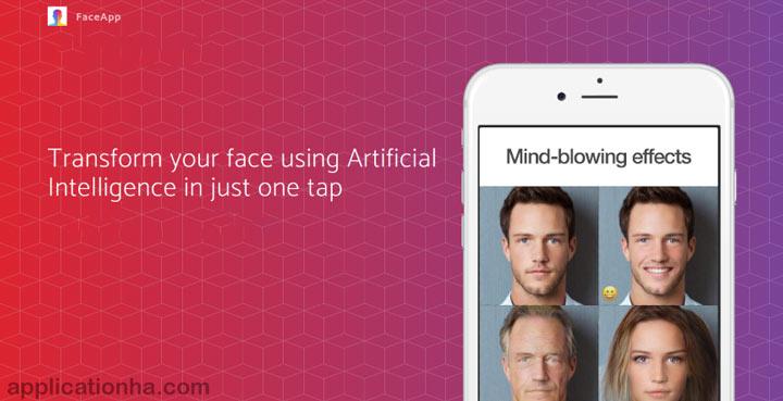 دانلود FaceApp - اپلیکیشن فیس اپ برای اندروید