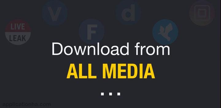 دانلود All Video Downloader 2018 - برنامه دانلود ویدئوهای آنلاین اندروید