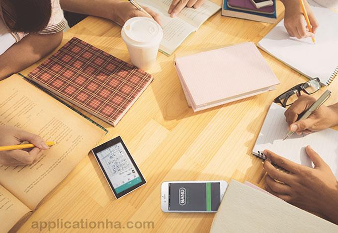 دانلود BAND - App for all groups - اپلیکیشن ارتباط گروهی اندروید