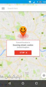 دانلود Fake GPS Location - Hola - اپلیکیشن جی پی اس جعلی اندروید