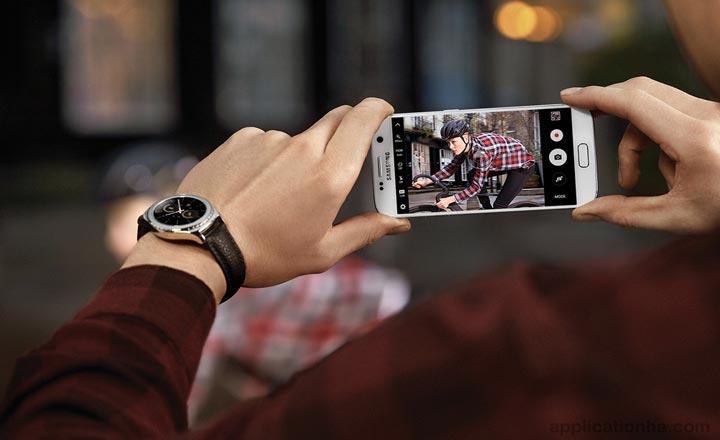 دانلود Samsung Camera - اپلیکیشن دوربین سامسونگ برای اندروید