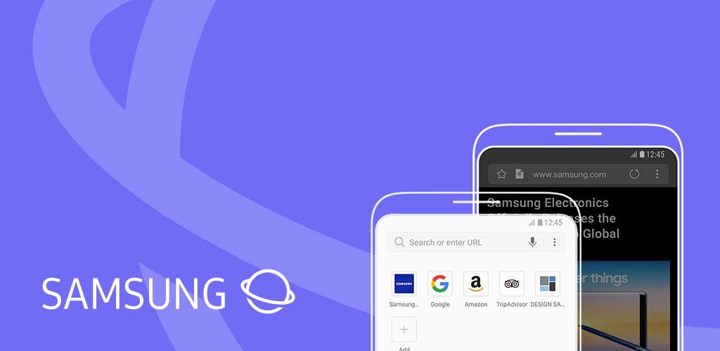 دانلود Samsung Internet Browser - مرورگر وب سامسونگ برای اندروید