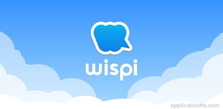 دانلود Wispi - جدیدترین نسخه اپلیکیشن ویسپی برای اندروید - حذف اکانت ویسپی