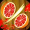 دانلود Fruit Slice 3D 10.6 – بازش برش میوه ها برای اندروید