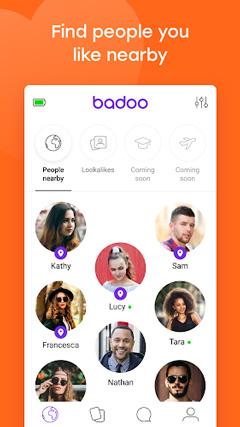 دانلود Badoo 5.193.1 - اپلیکیشن بادو برای اندروید + مود