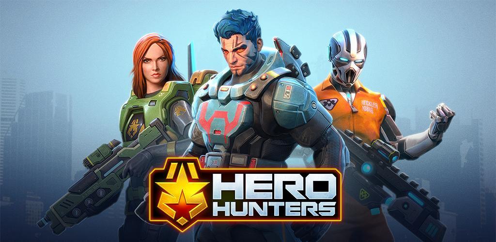 دانلود Hero Hunters - بازی شکارچیان قهرمان برای اندروید