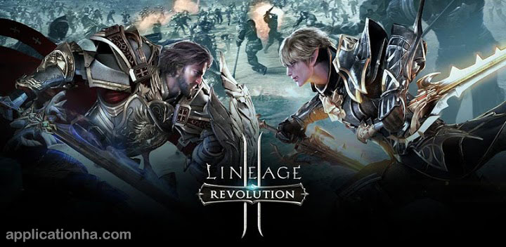 دانلود Lineage 2: Revolution - بازی اصل و نصب 2 : انقلاب برای اندروید