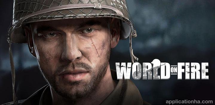 دانلود World on Fire - بازی جهان در آتش برای اندروید