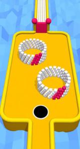 دانلود Color Hole 3D - بازی آرکید چاله رنگی برای اندروید