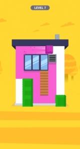دانلود House Paint – بازی سرگرم کنندهی رنگآمیزی خانه اندروید