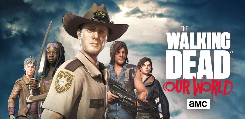 دانلود The Walking Dead: Our World – بازی مردگان متحرک اندروید + مود