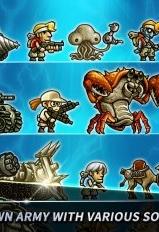 دانلود Metal Slug Infinity – بازی نقش آفرینی متال اسلاگ برای اندروید