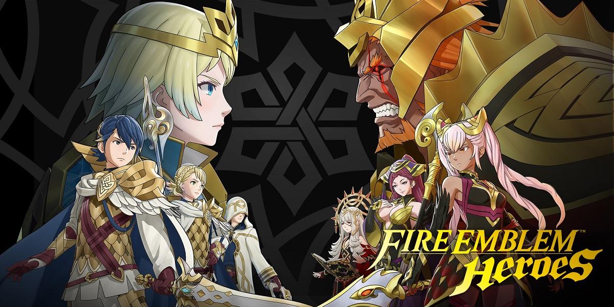 دانلود Fire Emblem Heroes – بازی شبیه سازی قهرمانان آتش برای اندروید