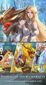 دانلود Legions:Battle of the Immortals – بازی نقشآفرینی لژیونها برای اندروید