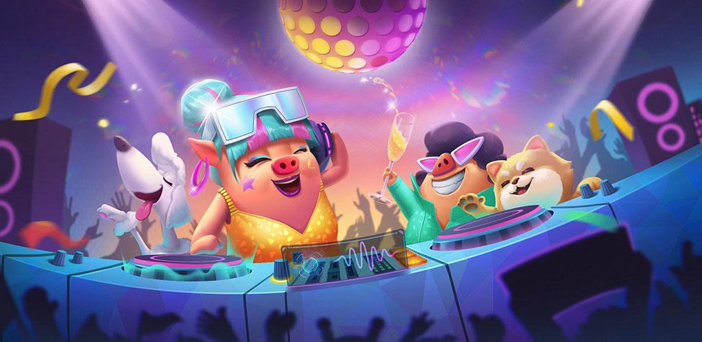 دانلود Piggy GO - Clash of Coin – بازی پیگی گو برای اندروید