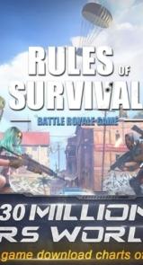 دانلود RULES OF SURVIVAL – بازی اکشن قوانین بقا برای اندروید