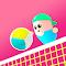 دانلود Volley Beans - بازی کم حجم والیبال لوبیا برای اندروید