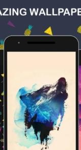 دانلود Walli – اپلیکیشن تصاویر با کیفیت پس زمینه برای اندروید