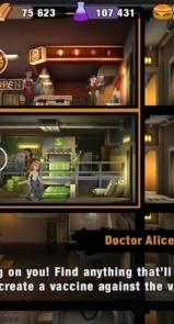 دانلود Zero City: Zombie Shelter Survival – بازی شبیهسازی زیرو سیتی برای اندروید