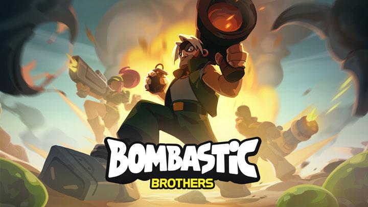 دانلود Bombastic Brothers - بازی برادران بمبی برای اندروید