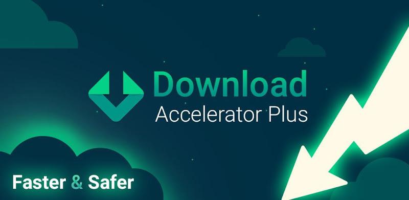 دانلود Download Accelerator Plus - اپلیکیشن افزایش سرعت دانلود اندروید