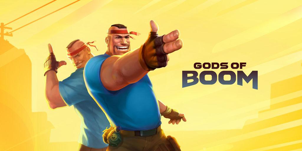 دانلود Guns of Boom – بازی سلاح های انفجاری اندروید + مود