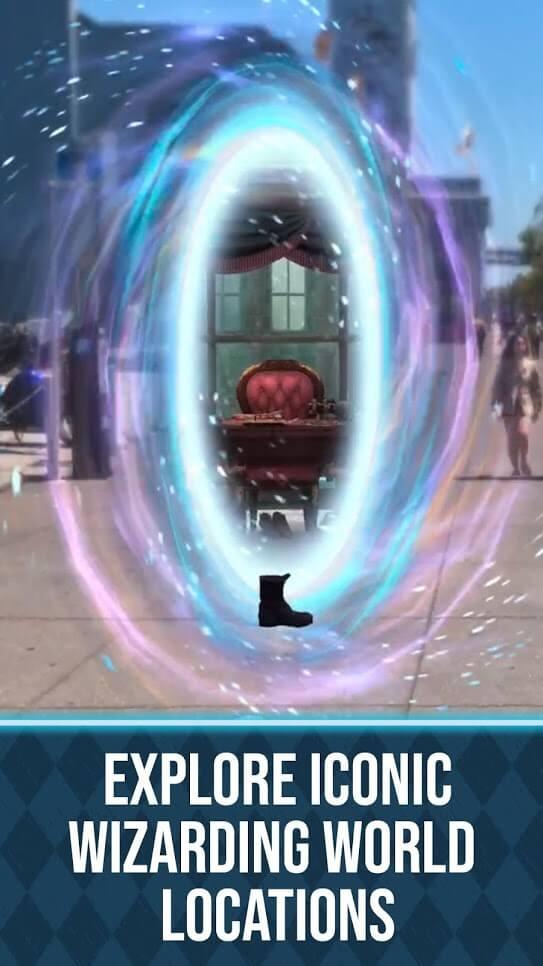 دانلود Harry Potter: Wizards Unite – بازی ماجراجویی هری پاتر:اتحاد جادوگران برای اندروید