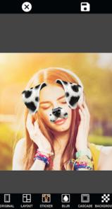 دانلود Instasquare Photo Editor - اپلیکیشن ویرایش عکس اندروید