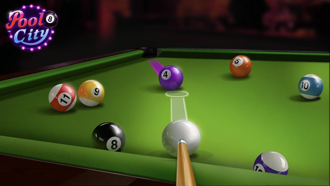 Pooking - Billiards City
