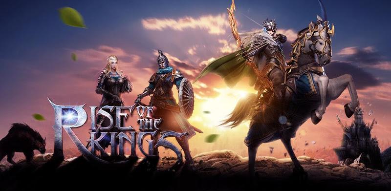 دانلود Rise of the Kings - بازی ظهور پادشاهان برای اندروید