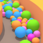 دانلود Sand Balls - بازی توپ های شنی برای اندروید