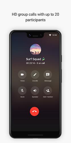 دانلود ToTok - اپلیکیشن تماس ویدئویی و صوتی برای اندروید