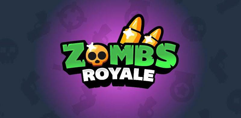 دانلود ZombsRoyale.io - بازی زامبی رویال برای اندروید