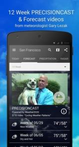 دانلود 1Weather Pro – اپلیکیشن پیشبینی شرایط جوی برای اندروید