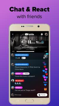 دانلود AmpMe – اپلیکیشن پخش دسته جمعی موسیقی برای اندروید