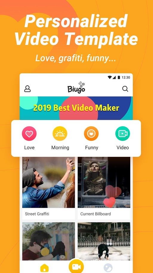 Biugo - Magic Effects Video Editor