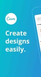 دانلود Canva – اپلیکیشن طراحی گرافیکی حرفهای کانوا برای اندروید
