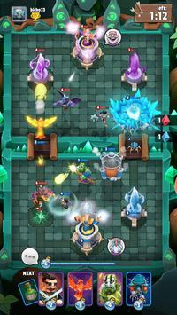 دانلود Clash of Wizards – بازی استراتژیک نبرد جادوگران برای اندروید