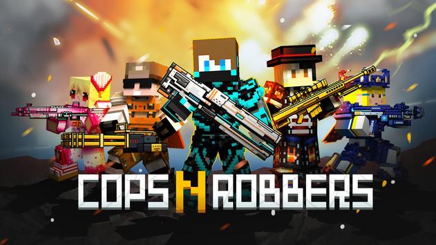 دانلود Cops N Robbers – بازی اکشن دزد و پلیس برای اندروید